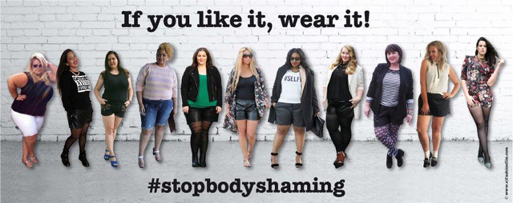 #stopbodyshaming