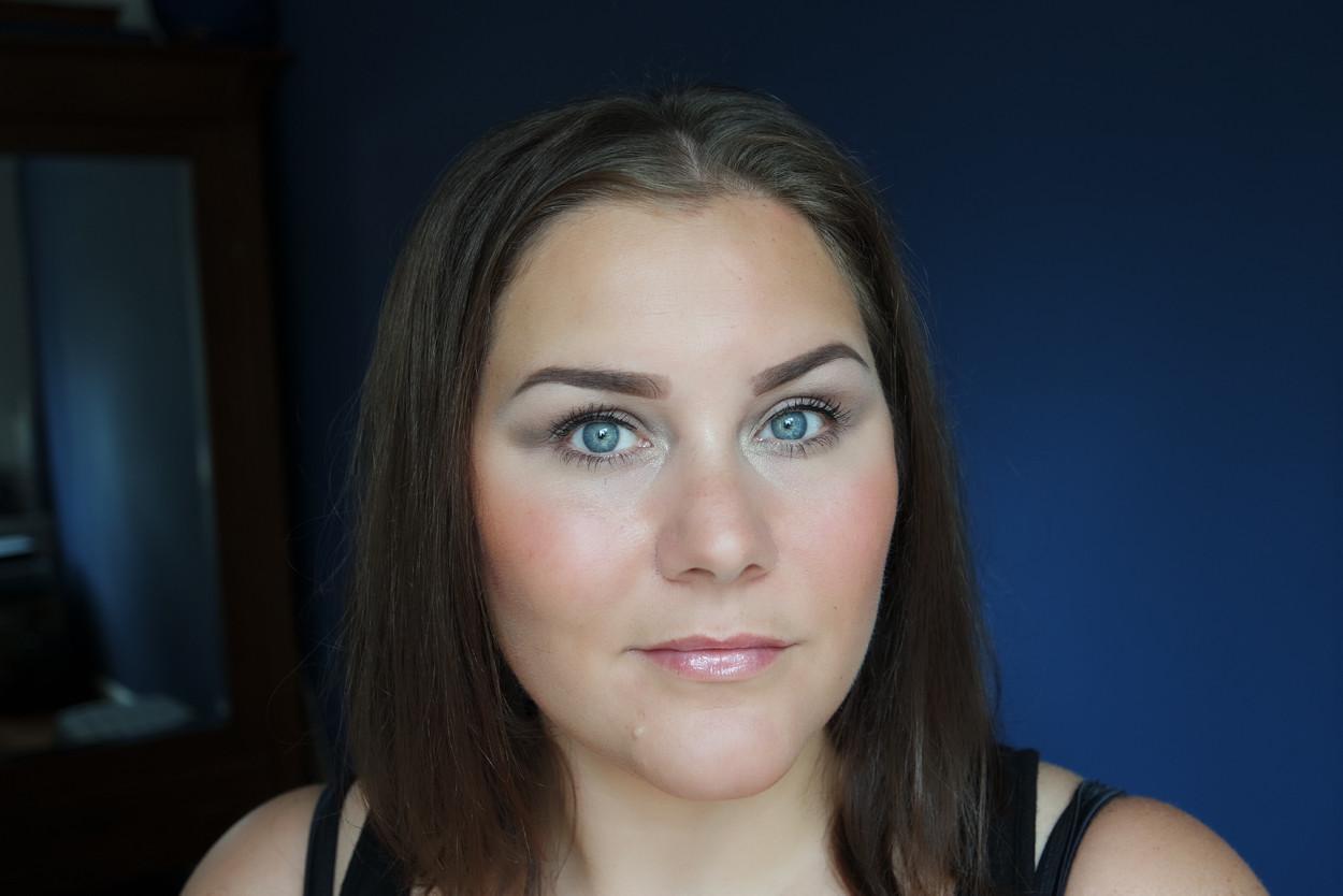 eyebrow routine